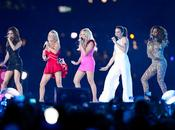 images performance Spice Girls Londres 2012