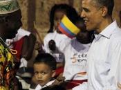 mère Barack Obama, descendante d'esclave noir