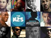 Découvrez nouveaux talents R&B; grâce mixtape #Discovery volume