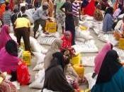Somalie assistance alimentaire personnes Mogadiscio
