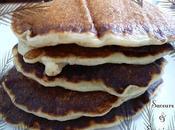 Pancakes Flocons d'Avoine Lait Fermenté
