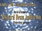 Richard Dean Anderson prestigieux Festival Jules Verne