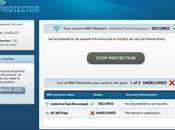 Sécuriser connexion WiFi avec Protector
