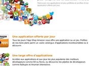 L'App-Shop Amazon disponible France