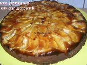 Gâteau pommes yaourt