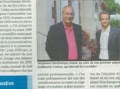 Guillaume COUTEY préssenti pour devenir Maire Malaunay