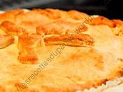 Tourte pommes croûte Cheddar Apple with Crust