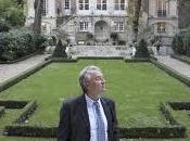 Antoine Gallimard face boulette Richard Millet
