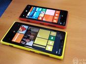 Prise main Nokia Lumia