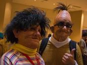 Sesame Street Real Life, Cosplay fait peur