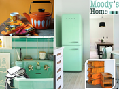mood Match vintage orange mint
