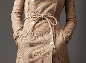 Long lace trench coat by...