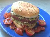 Hamburger Courgettes/Tomates moutardés Propoints)