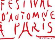 Festival d'Automne Paris.
