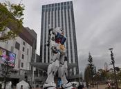 [Voyage Japon] Jour Odaiba Gundam Front Tokyo