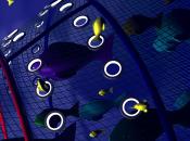 Ouvrez cage poissons