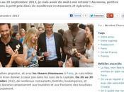 Heures Heureuses, événement gourmand dans Paris