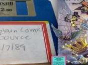 Code source Captain Comic vente eBay