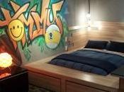 chambre graffiti pour