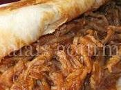 Porc effiloché sauce barbecue mijoteuse
