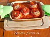 Tomates farcies tapioca julienne