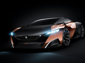 Peugeot Onyx supercar hybride 600ch