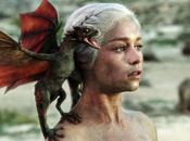 Game Thrones showreel effets spéciaux