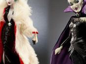 envie poupées méchantes Disney