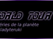 lady's world tour Escale n°16