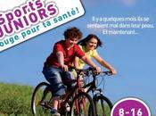 Sports' Juniors Bouge pour santé APAOP