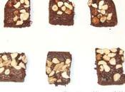 recette Noix Brownies noix