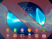 fiasco tablette Sony Xperia