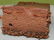 Cheesecake fondant chocolat