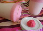 Yaourts bonbons fraise