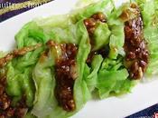 Laitue sauce d'huître chaude 蚝油生菜 háoyóu shēngcài