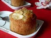 Petits gâteaux pommes amandes l'huile d'olive