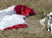 parachutiste Felix Baumgartner établit record