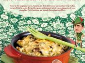 était recette… tambouille aussi histoire d'enfants GRATIN BOIS Gratin coquillettes champignons jambon