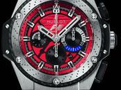 L'actualitĂŠ luxe Hublot dĂŠvoile F1™ King Power Austin