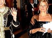 Luxembourg Lalla Salma mariage princier Guillaume Stéphanie