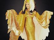 costume d'Halloween Heidi Klum pense quoi