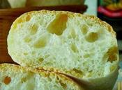 pain ciabatta, italien délicieusement sans