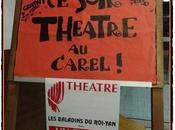 Soirée théâtre Royan, octobre 2012