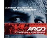Argo dernières photos vidéos