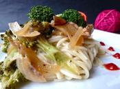 Poulet sauce hoïsin, gingembre confit brocolis