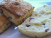 Scones cranberries