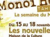 Monoi Here 2012, semaine Monoï Tahiti novembre