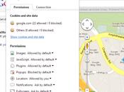 Google Chrome active fonction Track