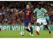 Celtic Glasgow Barcelone Assurer qualification
