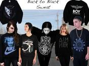 Back Black Sweatshirt